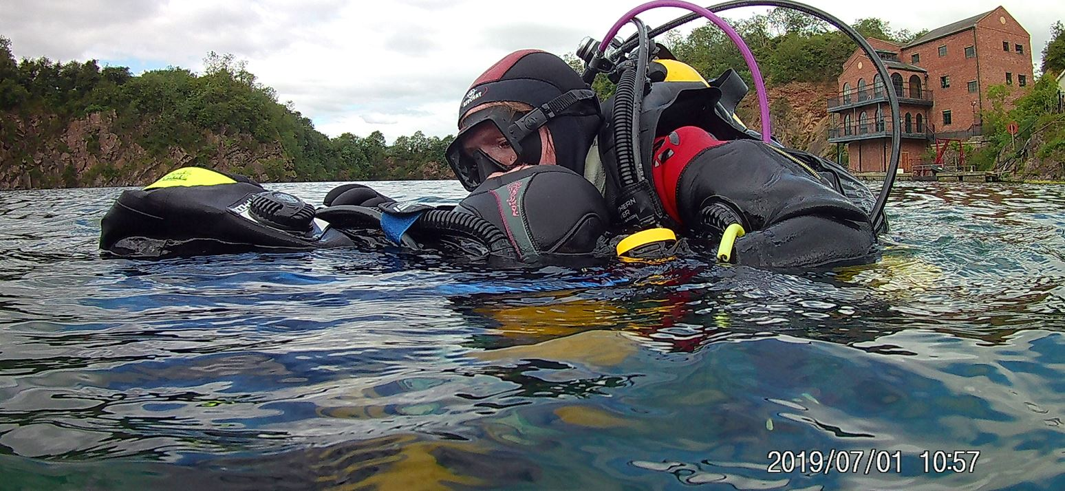 Instructor's Eye View of Dive Leader Rescue